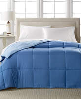 Home Design Down Alternative Color Twin Comforter, Hypoallergenic, Created for Macy's Bedding