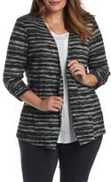 Tart Plus Size Women's 'Olga' Knit Jacket