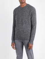 Rag & Bone Haldon marled cashmere jumper