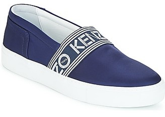 Kenzo KAPRI SNEAKERS women's Slip-ons (Shoes) in Blue