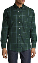 Brooks Brothers Tattersal Checkered Sportshirt