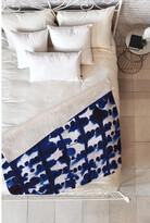 Deny Designs Jacqueline Maldonado Parallel Fleece Throw Blanket
