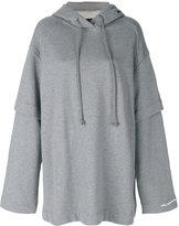 Juun.J oversized archive hoodie