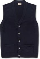 William Lockie - Oxton Cashmere Vest