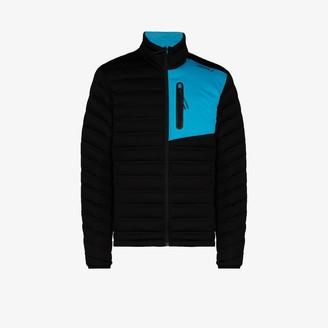 2XU black Pursuit Insulation jacket