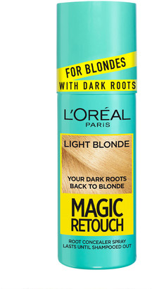 L'Oreal Magic Retouch Light Blonde Instant Dark Root Touch Up Spray 75Ml