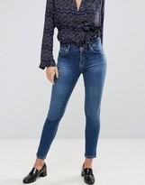 MANGO High Waisted Jeans