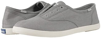 Keds Chillax (Drizzle Grey) Women's Slip on Shoes