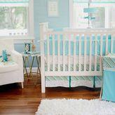 My Baby Sam Follow Your Arrow Crib Bumper