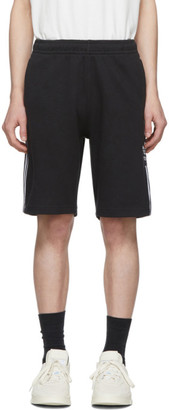 adidas Black Lock Up Shorts