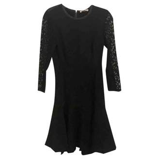 Rebecca Taylor Black Lace Dress for Women