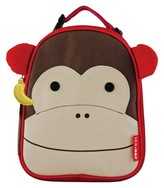 Skip Hop Zoo Little Kids & Toddler Insulated Lunch Bag - Monkey