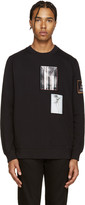 Givenchy Black Patches Pullover