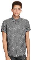 Denim & Supply Ralph Lauren Star Cotton Chambray Shirt
