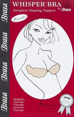 Braza Women's Whisper Adhesive Bra