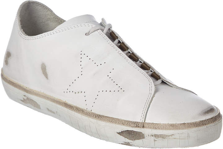Golden Goose Men's Leather Sneaker