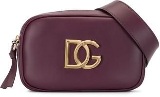 Dolce & Gabbana Logo Plaque Belt Bag