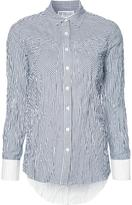 Derek Lam 10 Crosby striped shirt - women - Cotton - XS