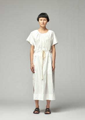 Lee Mathews Workroom Women's LM T-Shirt Dress in Natural Size 00