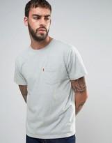 Levi's Levis Orange Tab Recycled Denim Pocket T-Shirt