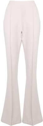 Maticevski High-Waisted Skinny Flare Trousers