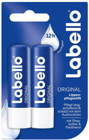 Labello Original Lip Balm Double Pack by 2x4.8g Lip Balm)