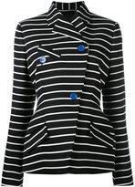 Proenza Schouler striped blazer - women - Cotton/Viscose/Wool - 0