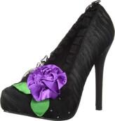 Ellie Shoes Womens 414-Masquerade Slide Pump