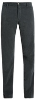 J.w.brine J.W. BRINE Owen slim-leg stretch-cotton corduroy trousers