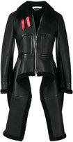 Givenchy tail aviator jacket