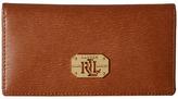 Lauren Ralph Lauren Newbury LRL Slim Wallet Wallet Handbags