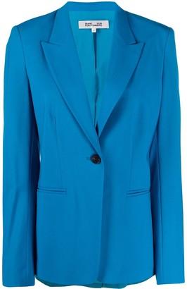 Diane von Furstenberg Heller stretch blazer