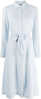 Tommy Hilfiger Midi Shirt Dress