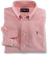 Ralph Lauren Boys 2-7 Oxford Sport Shirt