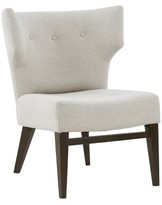 """Yancy 22.25"""" Wingback Chair George Oliver"""