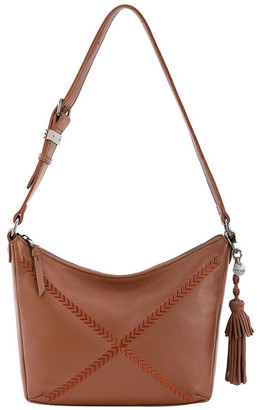 The Sak 108676TOB Kyetra Zip Top Hobo Bag