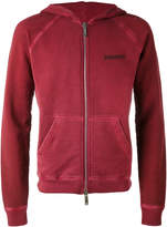 DSQUARED2 zipped hoodie