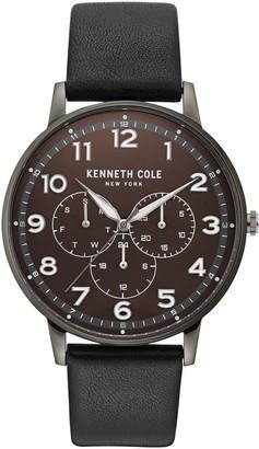 Kenneth Cole New York Men's Black Strap Watch
