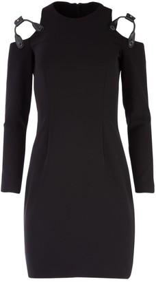 Moschino Cut-Out Shoulder Dress