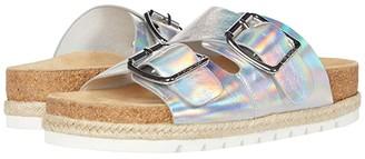 J/Slides Leighton (Neon Pink) Women's Shoes