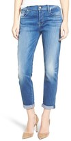 7 For All Mankind Josefina Boyfriend Jeans (New Castle Broken Twill)