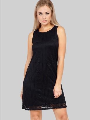 M&Co Izabel lace shift dress