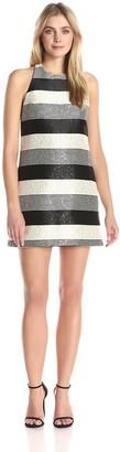ABS by Allen Schwartz Women's Mod-Inspired Cocktail Dress