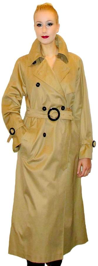 Allegri Tan Trenchcoat