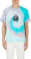 Ovadia & Sons Men's Steven Harrington Tie-Dyed Cotton T-Shirt