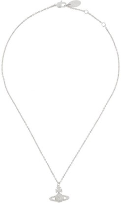Vivienne Westwood Embellished Pendant Necklace