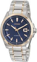 "Citizen Men's NB0046-51L ""Grand Classic"" Stainless Steel Automatic Watch"
