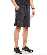 Under Armour Rival Fleece Exploded Graphic Shorts
