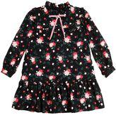 Vivetta Printed Viscose Flannel Dress