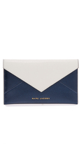 Marc Jacobs Bicolor Envelope Pouch